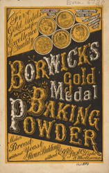 Advert For Borwick's Baking Powder(014EVA000000000U06738000)